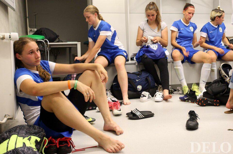 Za spremljanje ženskih športnih dogodkov je manj priložnosti